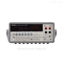 12061中国台湾CHROMA 12061 台式六位半万用表