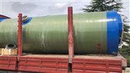 浙江東陽一體化污水泵站廠家直銷直徑3米