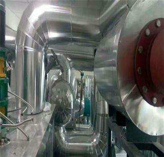 管道铁皮保温施工、管道白铁保温多少钱一平