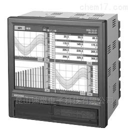 CHINO无纸记录仪KR3000