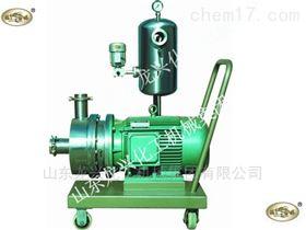 齐全单级管线式乳化机