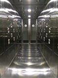JH-FLS-2000花都快速卷帘门货淋室订制安装
