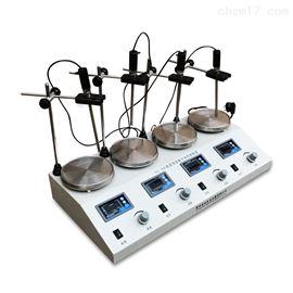 金坛良友 HJ-4A多头数显加热磁力搅拌器