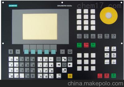 西门子840DSL屏幕显示花屏闪屏维修售后