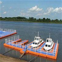 BT001水上泊位浮台码头观光浮體