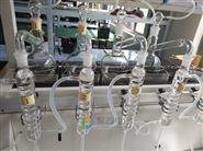 全自動一體化稱重蒸餾儀6位防倒吸