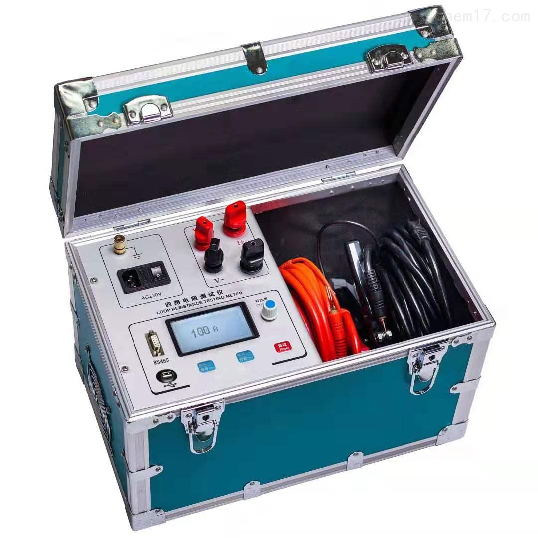回路电阻测试仪 承试四级电力