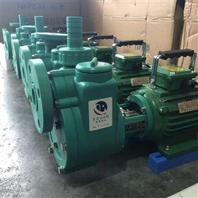50FPZ-20(D)直联式塑料自吸泵