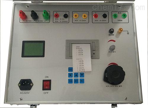 单相继电保护测试装置厂家