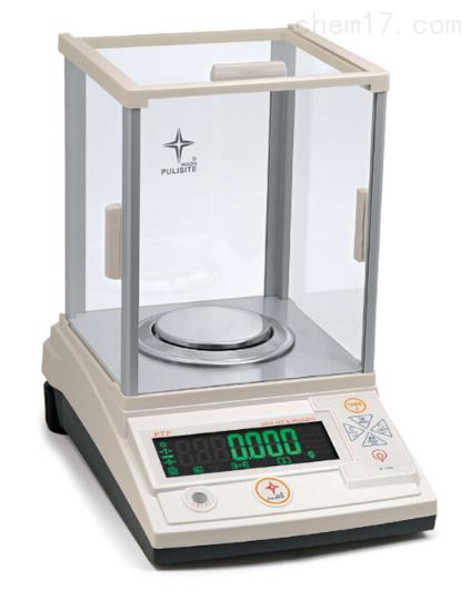 PULISITE华志PTF-A+200校准方法电子天平