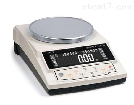 HZ华志电子天平PTY-2202/3202/10mg累计功能