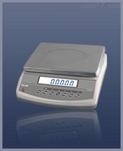 台衡惠尔邦电子秤QHW-6kg/0.2g热敏不干胶