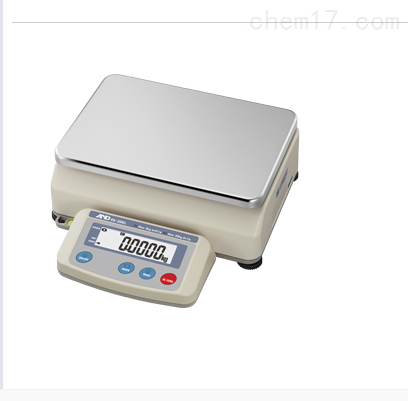 AND15kg/0.1g天平EK-15L电脑通讯工业天平