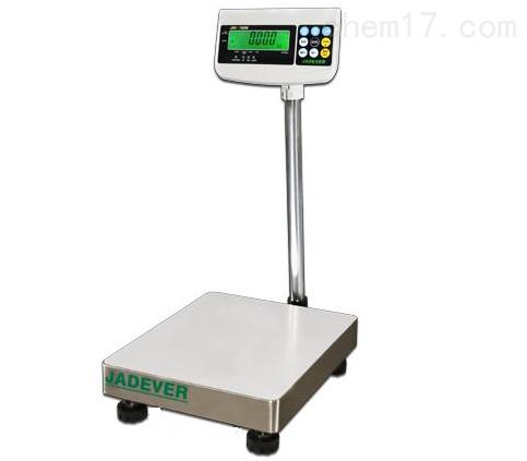 钰恒电子秤JWI-700W-150kg打印时间重量日期