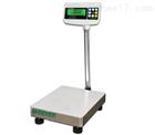 钰恒电子秤JWI-700W-300kg连接热敏不干胶机