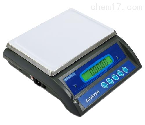 钰恒电子秤JTS-6BW/6kg/0.2g连接RS232串口
