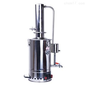 20L断水自控纯净化设备实验室蒸馏水器