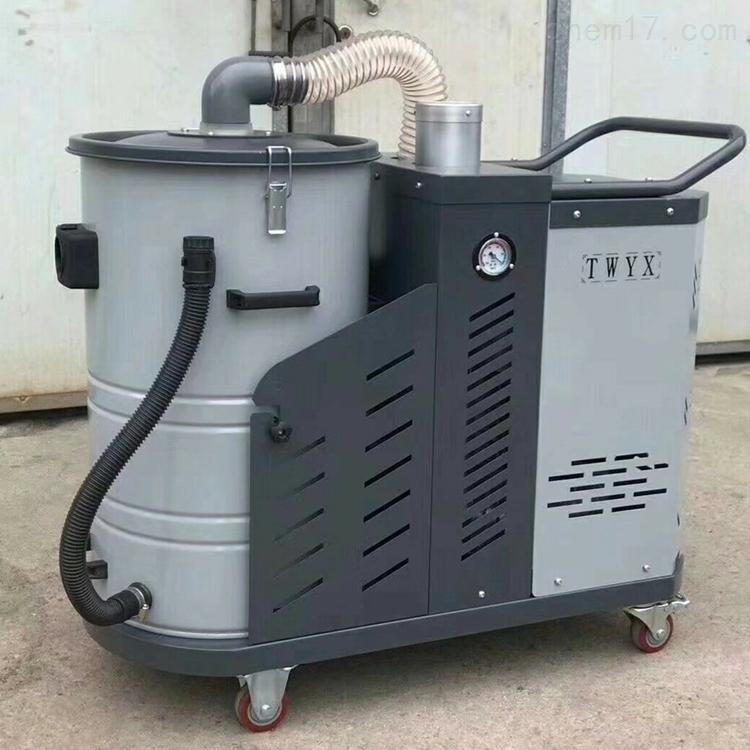 陶瓷厂地面粉尘工业吸尘器