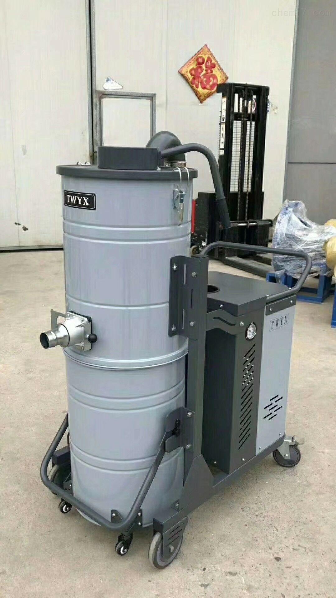 车间磨床移动吸尘器