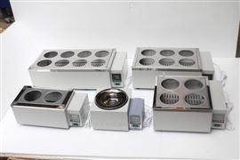 HH-ZK8/S8雙列八孔數顯恒溫水浴鍋