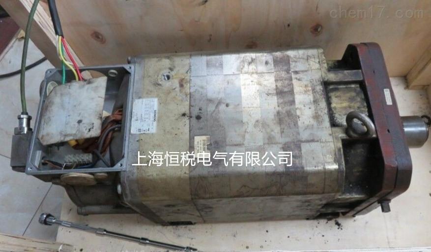 西门子主轴电机修理总结及维护保养