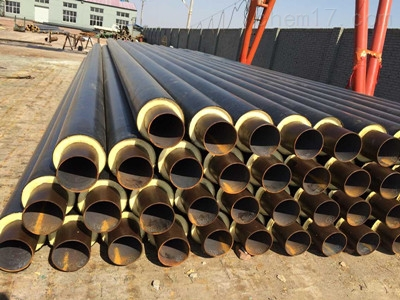 岚县聚氨酯供热保温管道产品结构
