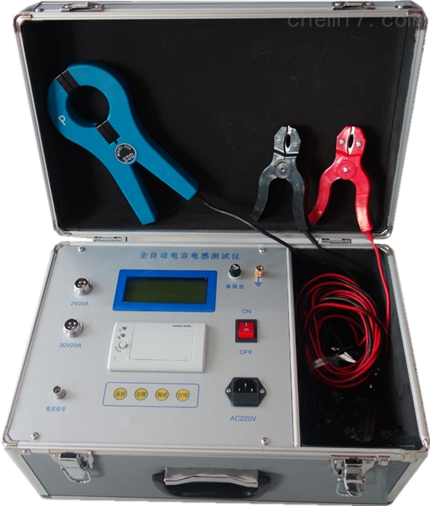 单相三相电容电感测试仪功能齐全