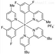 IrdF(Me)ppy2(dtbbpy)PF6  1335047-34-1