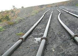 混料泵車泥漿輸送管,超高耐磨管道