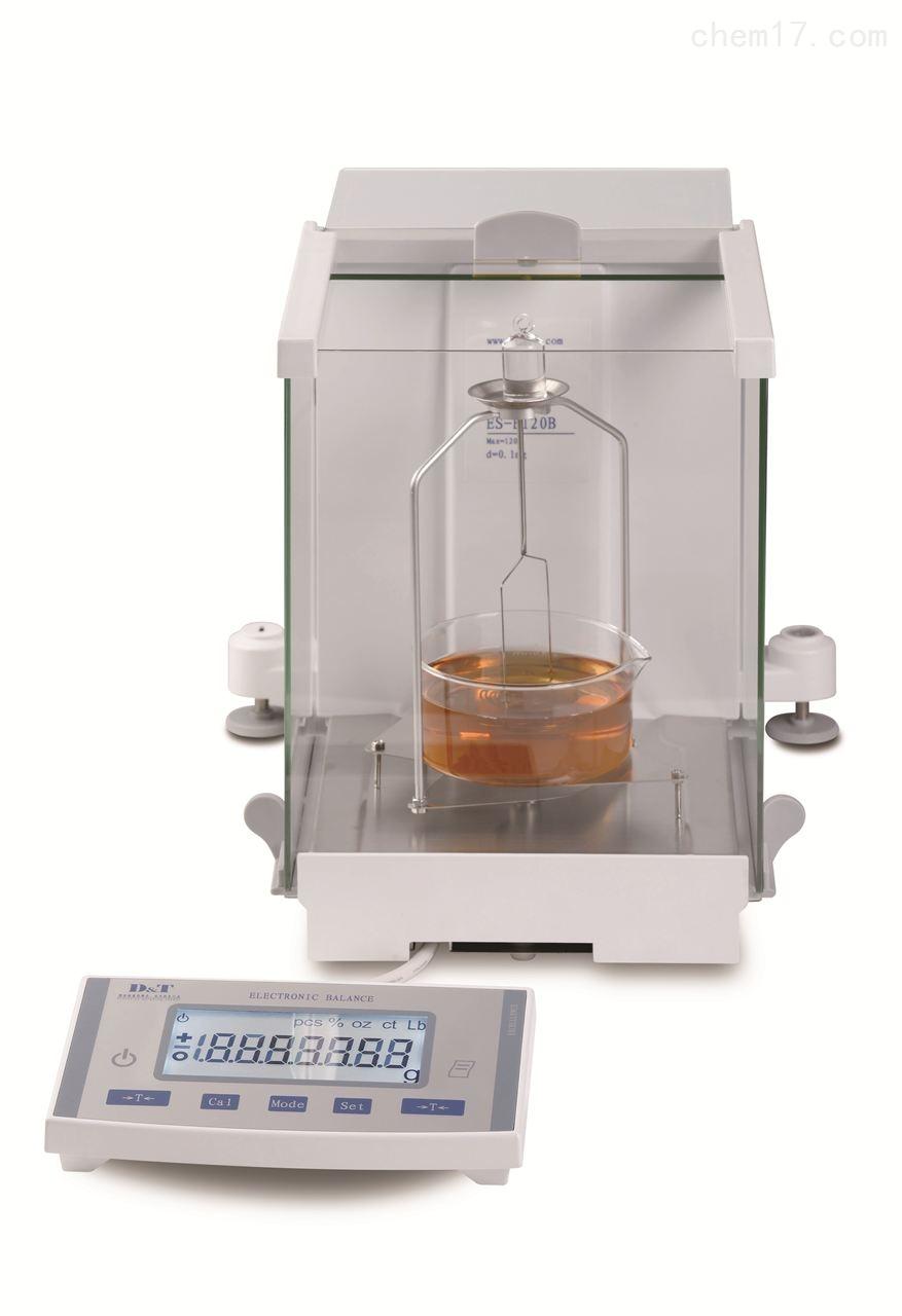 德安特ES-E310D/0.1mg液体浓度测量密度天平