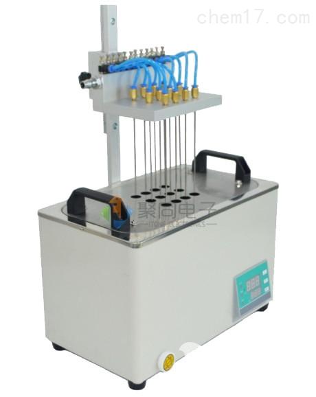 厦门方形氮吹仪CY-DCY-12SL水浴浓缩仪48位