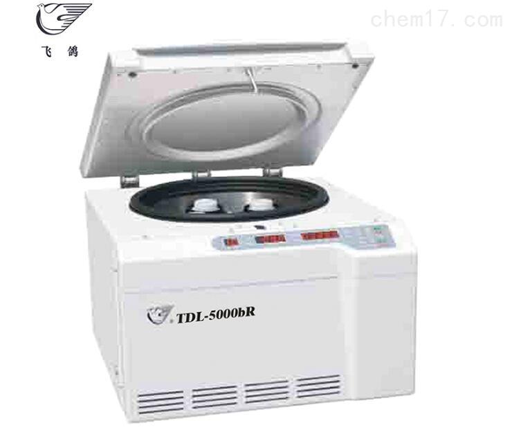 上海安亭低速冷冻多管离心机TDL-5000bR