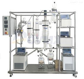 刮膜式分子蒸餾