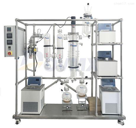 刮膜式玻璃分子蒸馏