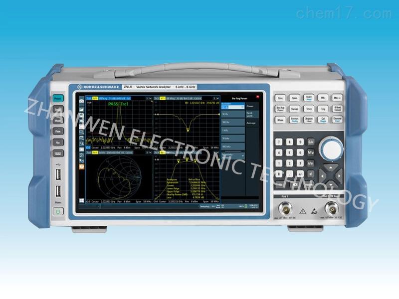 矢量网络分析仪ZNL系列