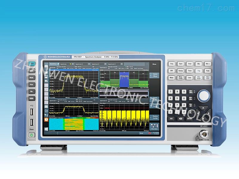 频谱分析仪FPL1000系列