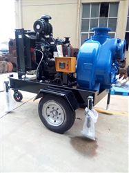 SP型移动式柴油机自吸泵车