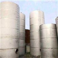 二手3吨防腐不锈钢储罐