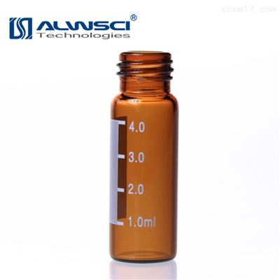 C000002713-425棕色带刻度螺口样品瓶13-425进样分析