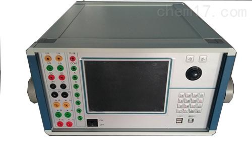 便捷式六相继电保护测试仪