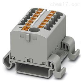 端子3273220菲尼克斯PTFIX 6/12X2,5-NS35A GY连接器