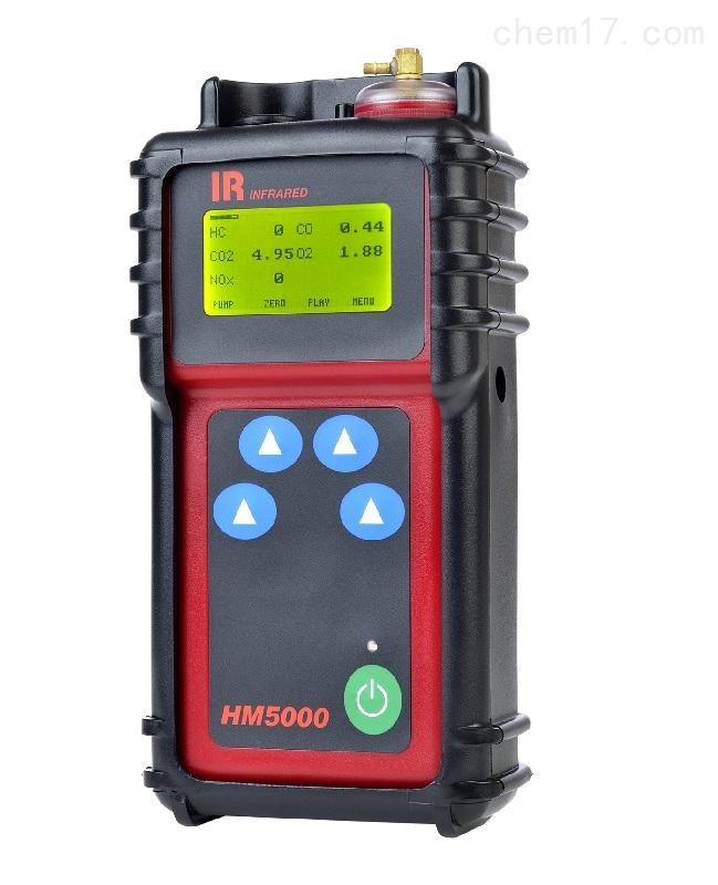 便携烟气气体分析仪