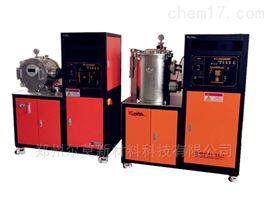 KZGL-35-0.5实验室用小型真空蒸馏炉提纯炉