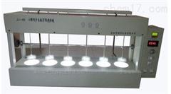 JJ-6B自动升降六联电动搅拌机(数显)
