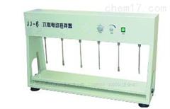 JJ-6六联精密增力电动搅拌器(异步数显)