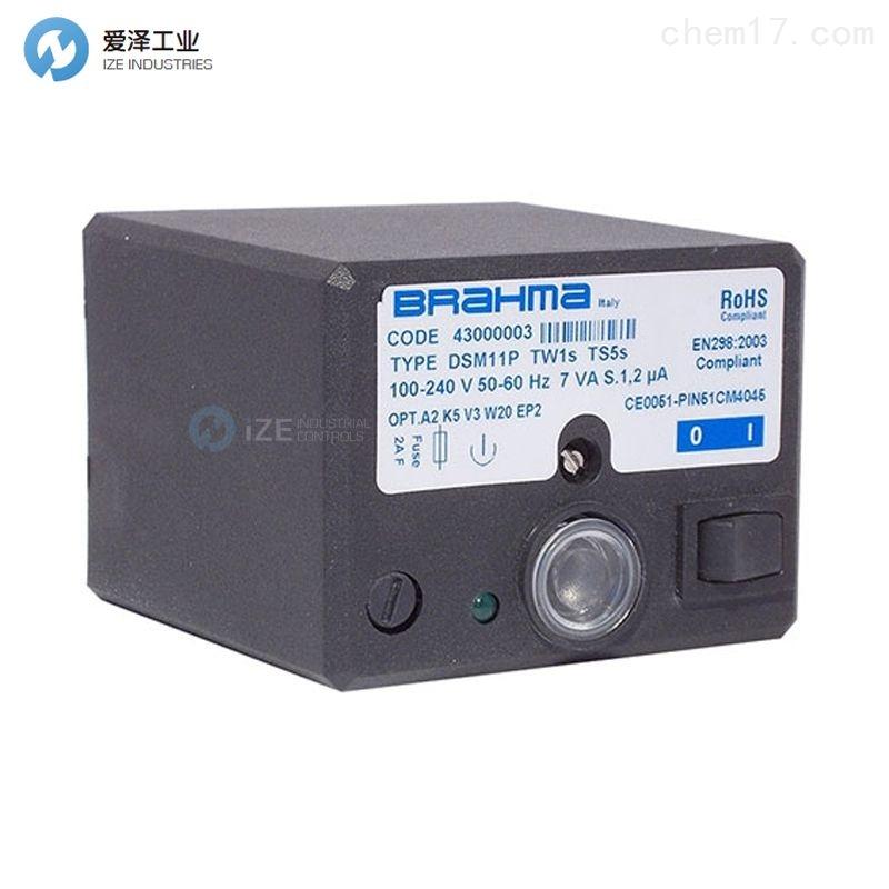 BRAHMA燃烧控制器43000003