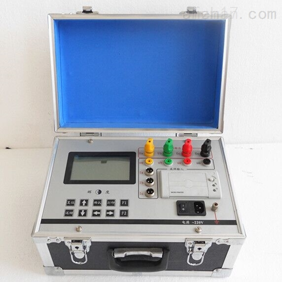 HTDR-IV型全自动电容电感测试仪