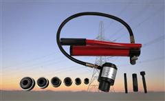 0~120mm电力油压分离式穿孔工具厂家 普景承装4级