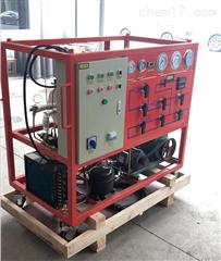 ≥45L /sSF6 气体抽真空充气装置 承装三级cz