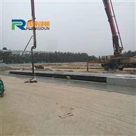 建筑工地沙石钢筋过磅汽车地磅价格